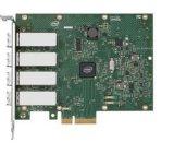 Intel I350-F4千兆四光口服務器網卡