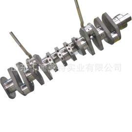 二汽东风发动机曲轴 东风 三环 201-02101-0632曲轴锻钢 图片