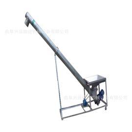 银川不锈钢颗粒加料机 来图加工大功率螺杆上料机LJ