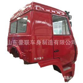 陕汽奥龙窄体标准驾驶室总成发动机驾驶室内外饰件车架大梁图片价