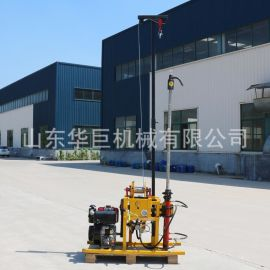 YQZ型轻便全液压地质勘探 取芯钻机 20米取样钻机岩石工程钻机
