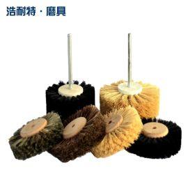定制進口杜邦絲打磨花頭磨 料絲木雕紅木家具根雕浮雕拋光刷