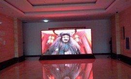 LED全彩显示屏P3室内表贴三合一