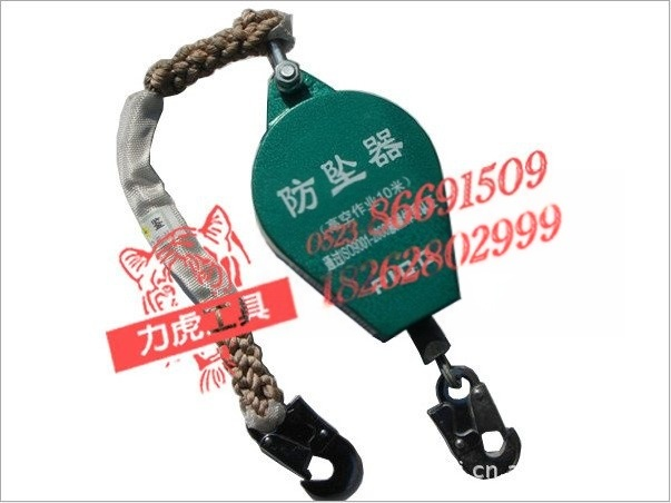 3m人体防坠器-不锈钢防坠器-钢索式防坠器