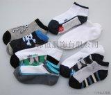 纯棉袜子  男童袜  运动童袜