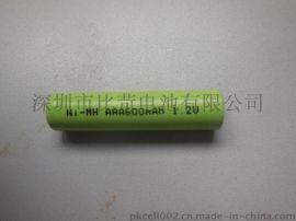 比苛电池 7号充电电池 AAA1000毫安镍氢电池 玩具 遥控器充电电池