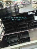 承接6米不锈钢天沟加工 佛山不锈钢天沟水槽加工|不锈钢水槽天沟剪折加工