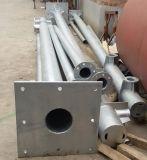 白銀單柱懸臂無縫鋼管交通標誌杆路杆加工廠家