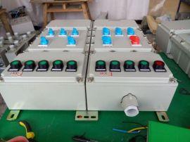 BEP56系列防爆照明配电箱2回路10A带总开关