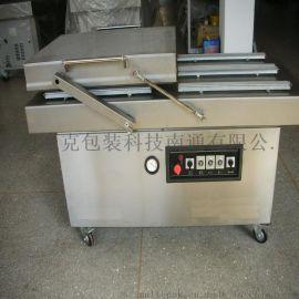 酵母粉不锈钢真空包装机械 真空包装机械 双室600四封口排快速信型粉状包装机械
