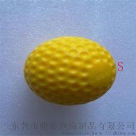 誠信廠家直銷高品質PU高爾夫球 PU玩具球