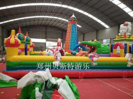 广西柳州儿童充气城堡多少钱