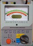 智能双显绝缘电阻测试仪厂家_5000V