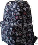 印花学生书包定做 方振箱包厂加工各种双肩包学生包