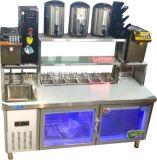奶茶设备全套奶茶操作台款式齐全,购买设备包教技术