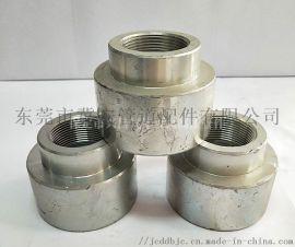河南郑州 高压管件 消防气体管件 镀锌碳钢大小头