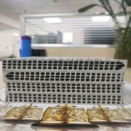 重庆PP中空建筑塑料模板厂家 可回收定制