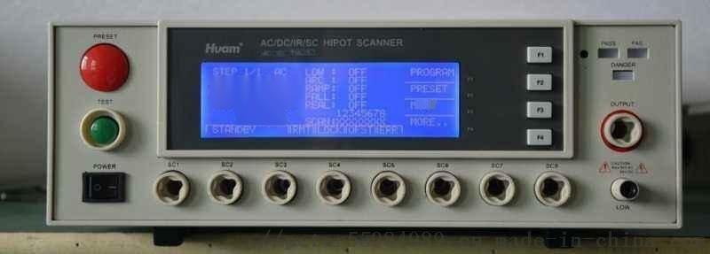 Chroma19053供應安規檢測儀器 出租