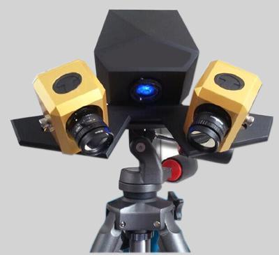 原典科技三維藍光掃瞄器 i-Scan