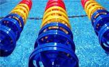 泳道线 游泳池附件 风叶型泳道线 泳池配套设备 济南溢乐美泳池设备