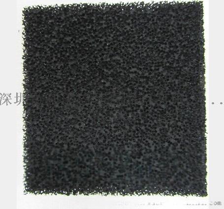 廠家供應除甲醛活性炭過濾海綿