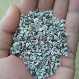 厂家直销1-2mm沸石颗粒 万鸿沸石滤料价格