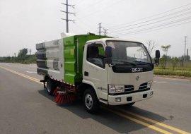 虹宇牌HYS5041TSLE5扫路车(东风EQ1041SJ3BDF底盘)厂家直销 品种齐全