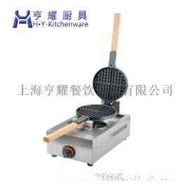 上海三明治机器,心形松饼机多少钱,小型单双头华夫炉,小吃格子饼机器