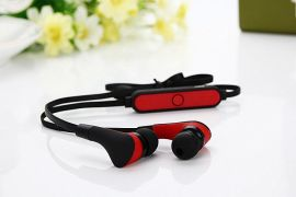 运动蓝牙耳机v4.1蓝牙耳机立体声蓝牙耳机无线耳挂式蓝牙耳机BT2