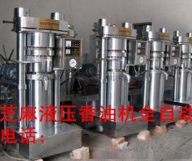 10公斤芝麻液压榨油机,专业生产香油机厂家