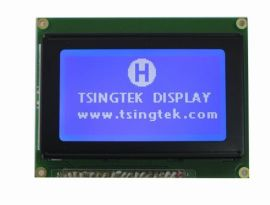 HG1286413 蓝屏黄绿屏 图形点阵屏