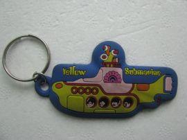 东莞pvc钥匙扣厂家,矽利康钥匙扣礼品定制
