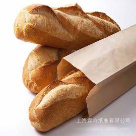 低克重单面光淋膜原纸糖果包装防潮牛皮纸 汉堡袋复合袋牛皮纸