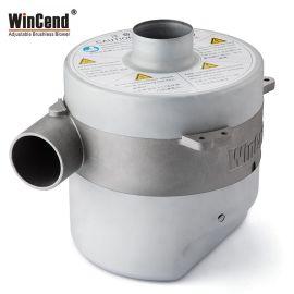 纺织机专用高压调速鼓风机 110V离心直流风机WB2-1E0