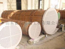 LX-08(EFT)韧性高温改性漆 钛换热器防腐