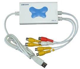 USB口视频采集卡(**-3104)
