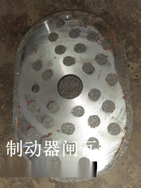 洛阳奎信制动装置刹车片报价低耐磨贵州贵阳林东盘江