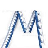 蓝色150公分 订做卷尺PVC卷尺皮尺健康礼品尺