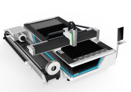 全自动上下料激光切管机,激光切割机,光纤激光切割机