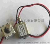 微小型 推拉式 贯通式 推拉式交直流电磁铁ZYE1