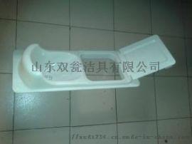干封厕所粪尿分集式蹲便器农村改厕便器