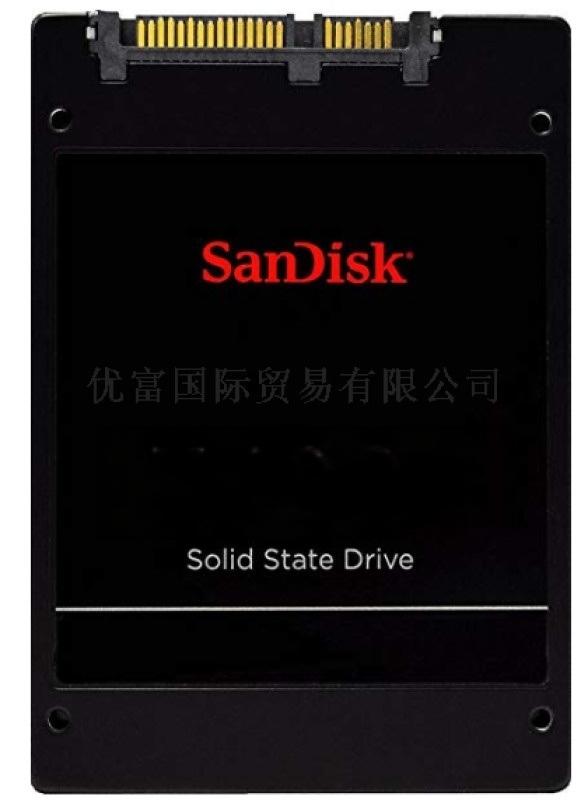 閃迪 固態硬碟 Z400s 64G筆記本臺式機