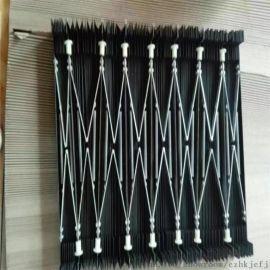 机床防护罩  风琴防护罩 图纸定做厂家直销