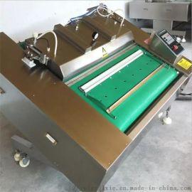 烤鹅滚动真空包装机 玉米板栗真空包装机