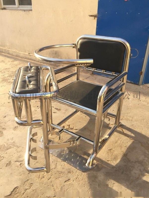 [鑫盾安防]木质软包讯问椅 树脂白板钥匙型审讯桌椅XD