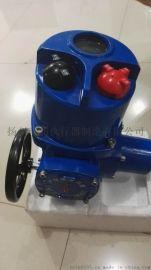 扬州瑞浦Q型200-1部分回转阀门电动执行器