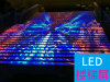LED楼梯屏 /异形LED显示屏/拼接屏