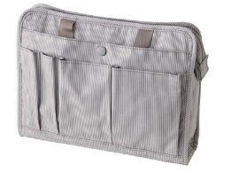 惠州工厂专业定做化妆袋 纯棉环保收纳化妆袋 尼龙网手拿化妆包