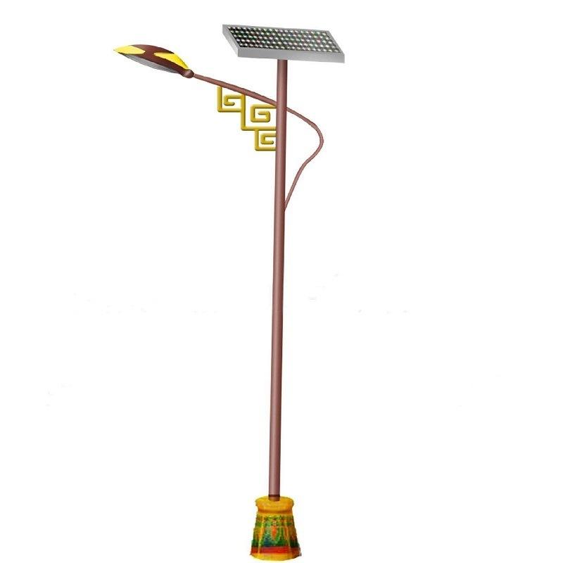 海螺臂太阳能路灯,中晨海螺臂太阳能路灯