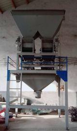 自动定量粮食包装秤 玉米定量包装机